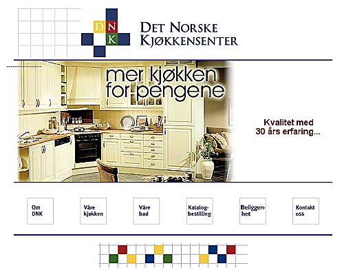 Det norske kjøkkensenter